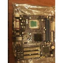 Tarjeta Madre Ecs 865g-m8 (v1.0) Lga775 Intel Para Reparar
