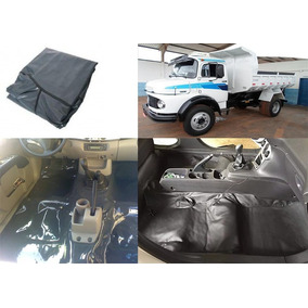 Carpete Automotivo Assoalho Caminhão Mercedes Benz 1113-1513