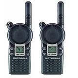 Radios Transmisores Motorola Modelo Cls1410