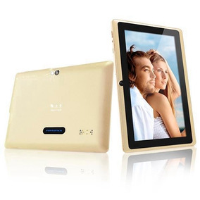 Tablet Powerpack Pmd 7405 4gb Android 4.4 Bluetooth Dourado