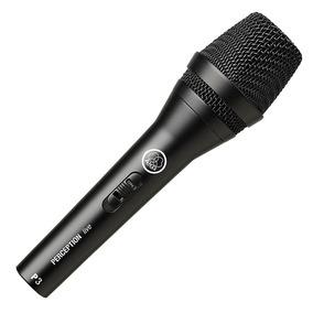 Microfone Akg Dinâmico P3s Perception Vocal Instrumental