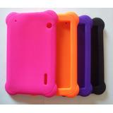 Capa Ibuy Iguy Emborrachada Tablet 7 Polegadas M7 Dl Lenox