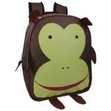 Mochila Com Alca Animal Bag Macaco Kd-02 Sp Express