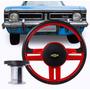 Volante Esportivo Opala Caravan 78 79 80 81 82 83 Com Cubo