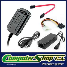 Adaptador Ide-sata A Usb 2.0 / Cable / Transformador / Gio