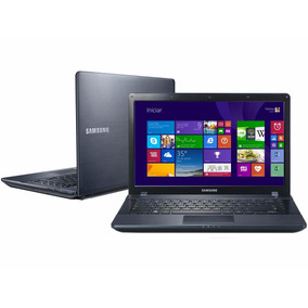 Notebook Samsung Ativ Book 2 Amd Dual-core 4gb 500gb Vitrine
