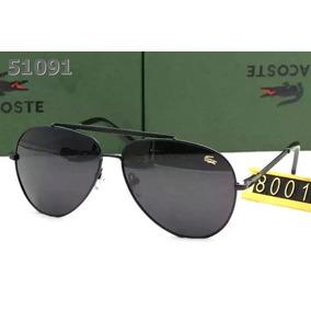 Óculos De Sol Lacoste Completo
