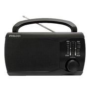 Radio Portatil Fm Am Philco Prm60 Pilas 220v Dual Cocina