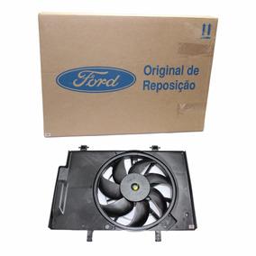 Ventoinha Motor Hélice Ford New Fiesta E Ecosport Original