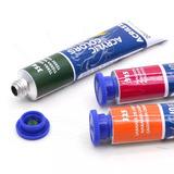 Tinta Acrílica Para Telas Acrilex 20ml Kit C/14 Cores