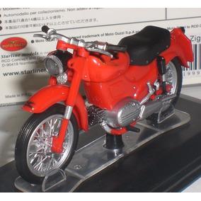 Starline Antiga Moto Guzzi Zigolo Pc Box Escala 1:24 Nova