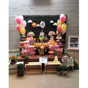 Decoração Festa Mundo Bita (locação)
