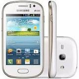 Celular Samsung Galaxy Fame Duos Gt-s6812b Branco