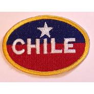 Parche Chile Ovalado