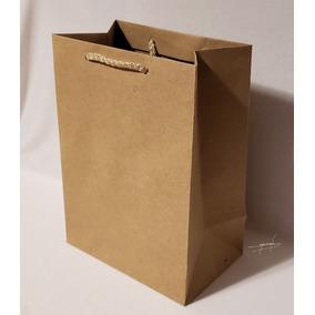 833101381 Bolsa De Papel Color, Kraft, Natural Con O Sin Impresión en Mercado ...