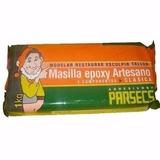Masilla Epoxi Artesanos Parsecs X 1 Kg