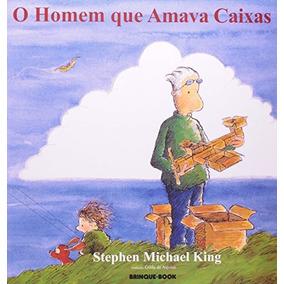 O Homem Que Amava Caixas, King, Stephen Michael Didáticos -