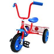 Triciclos Infantiles Ruedas Macizas (opcional Barral Empuje)