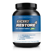 Suplemento Pós Treino Recovery Exceed Restore 4 - Pote 900g
