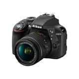 Remate!nuevo! Nikon D3300+sd8gb+maletín+tripode+18-55m