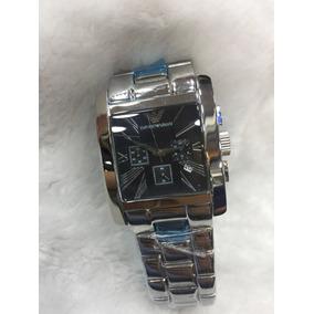 676cac7aeb0 Emporio Armani Ar0458 Quadrato Grey Classic Series - Relógios De ...
