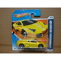 Hot Wheels 2011 Lamborghini Reventon Tc 118/244
