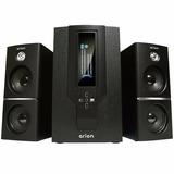 Eagle Tech Et-ar504lr-bk 2.1 Soundstage Speakers With Subwoo
