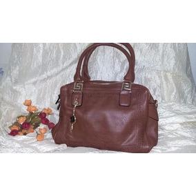 Bolsa Feminina Pavao De Ouro W80170 D Brown Oferta