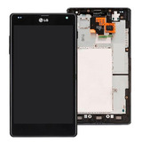 Display Tactil Modulo Pantalla Lg Optimus G E987 E975 Cmarco