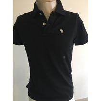 Camiseta Polo Abercrombie &fitch