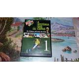 Dvd A História Das Copas 1 Original