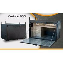 Caixa Cozinha P/ Caminhao 80cm Ou 90cm