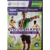 Your Shape Fitness Evolved 2012 + Kinect Adventures + Regalo