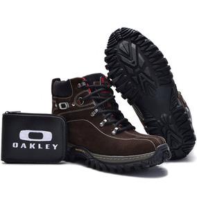 Bota Botina Cuturno Adventure Oakley Masculina Promoção