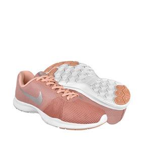 online retailer e0c39 3888e Tenis Nike Para Mujer Textil Rosa 881863610