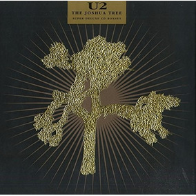 U2 The Joshua Tree Super Deluxe Cd Box Nuevo Importado