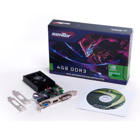 Placa De Video Sentey Geforce Gt 730 4gb Ddr3 Hdmi Lezamapc