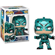 Yon-rogg Capitan Marvel - Funko Pop Original