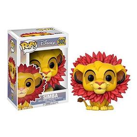 Funko Pop Simba 302 El Rey Leon Disney