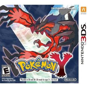Pokémon Y, Completo Com Luva