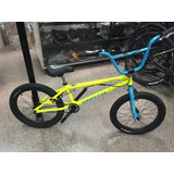 Bicicleta Venzo Cube Bmx Rodado 20 Rotor 2018 Planet Cycle
