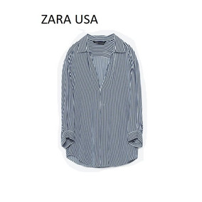 Blusa Zara Rayas Zara Original
