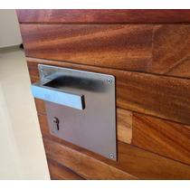 Chapa Para Puerta Principal De Alta Seguridad Y Gran Diseño