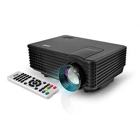 Pyle Video Proyector 1080p Full Hd-usb Hdmi Dvi Entradas, C