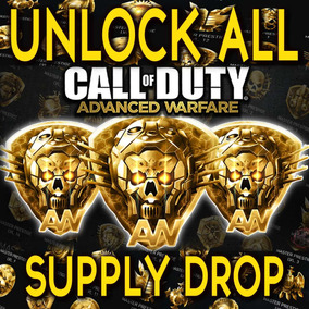 Pacote De Upgrade Hack Modz Advanced Warfare + Supply Drops