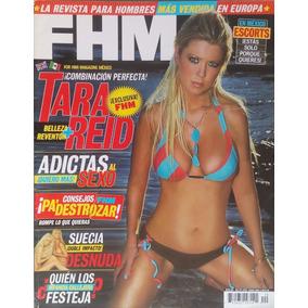 Revista Fhm Tara Reid - Abril 2006