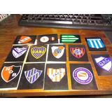 Figuritas Clausura 2005 Escudos