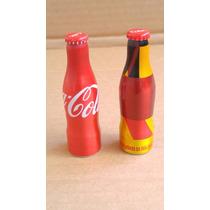 Mini Garrafinhas Coca Cola - Copa Do Mundo Fifa 2014