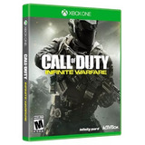 Call Of Duty Infinite Warfare Xbox One Videojuego Nuevo