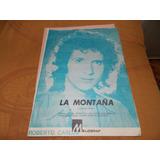 Roberto Carlos - La Montaña - Partitura